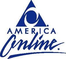 Dot-com Bubble - AOL Logo