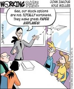 Dot-com Bubble Cartoon