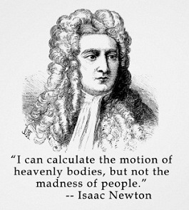 South Sea Bubble Images - Isaac Newton