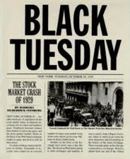 stock market crash - photo #46