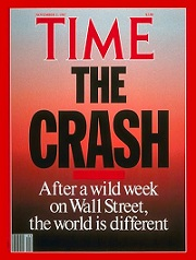 Stock Market Crash of 1987 Picture