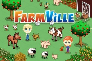 Social Media Bubble: Zynga's Farmville Game